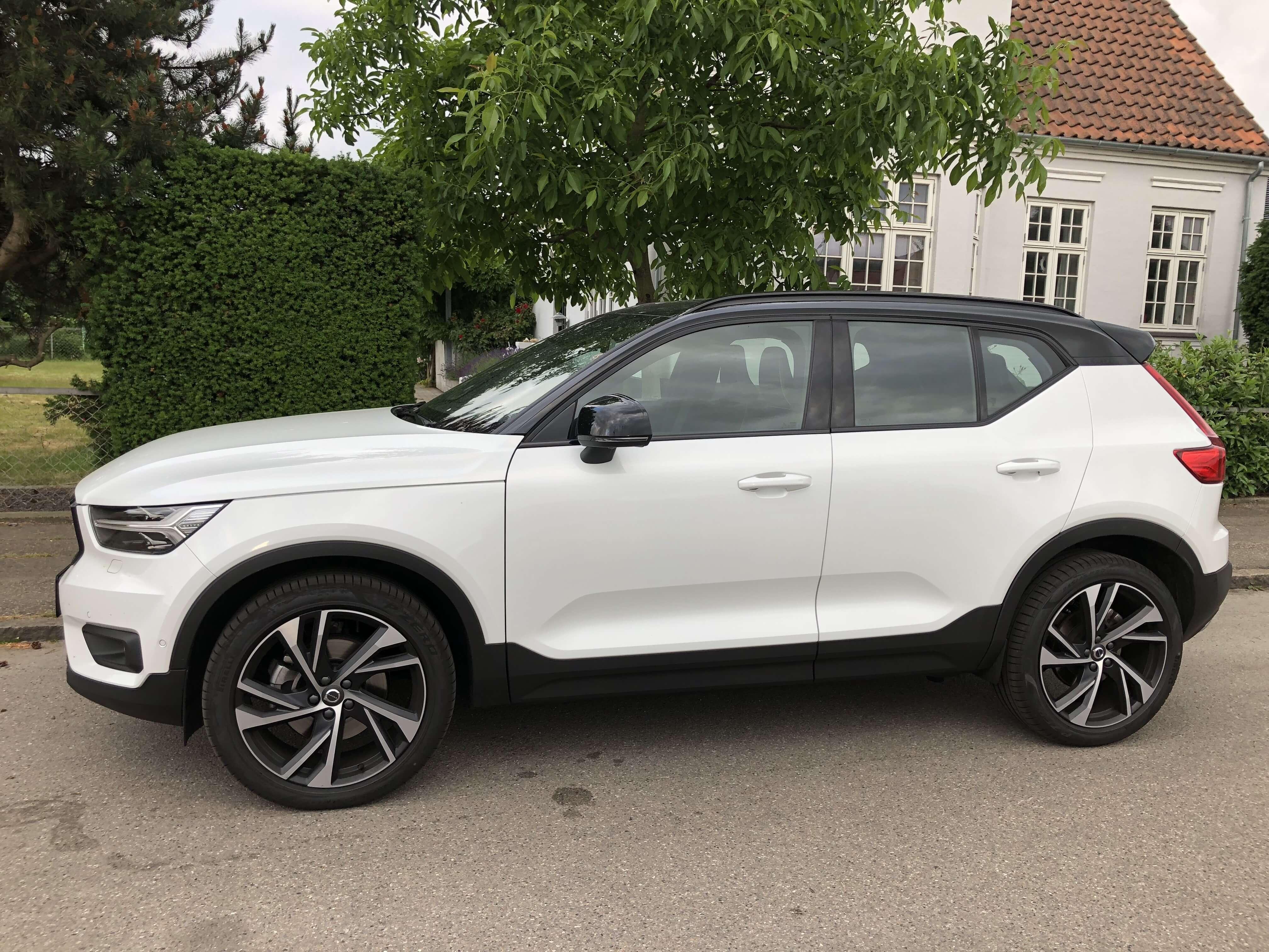 Vi er vilde med Volvos lille crossover