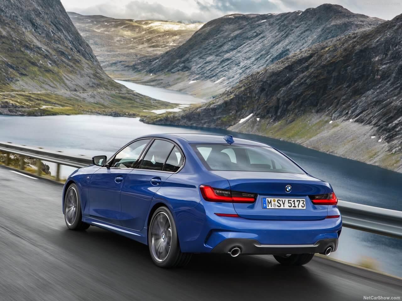 BMW er klar med 7. generation af 3-serien