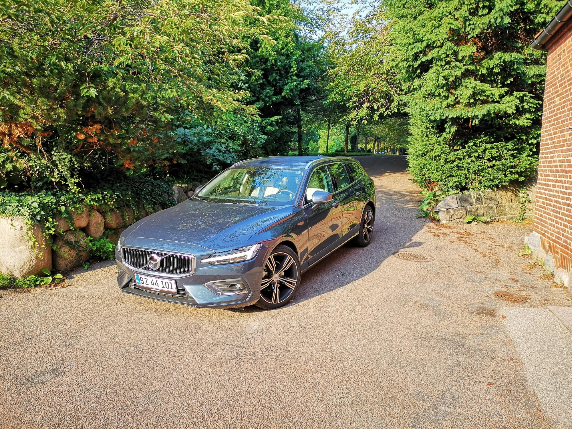Volvo V60 er en sand fornøjelse