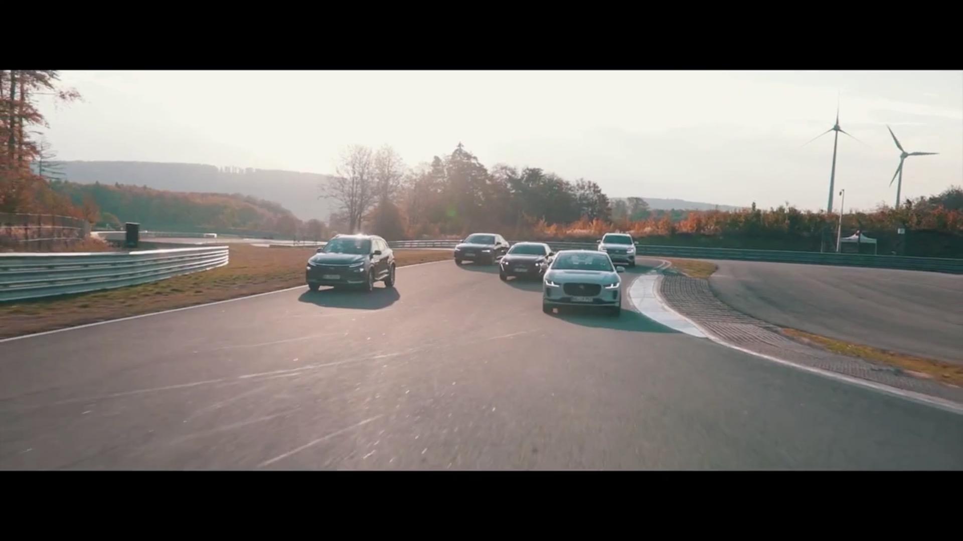 El-bil fra Jaguar er Årets Bil i Tyskland