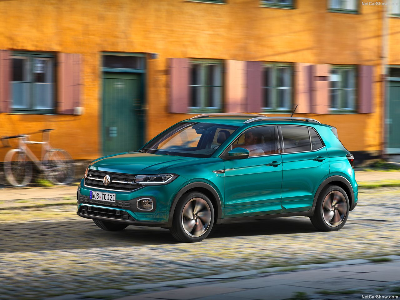 VW er nu også klar med mini-SUV