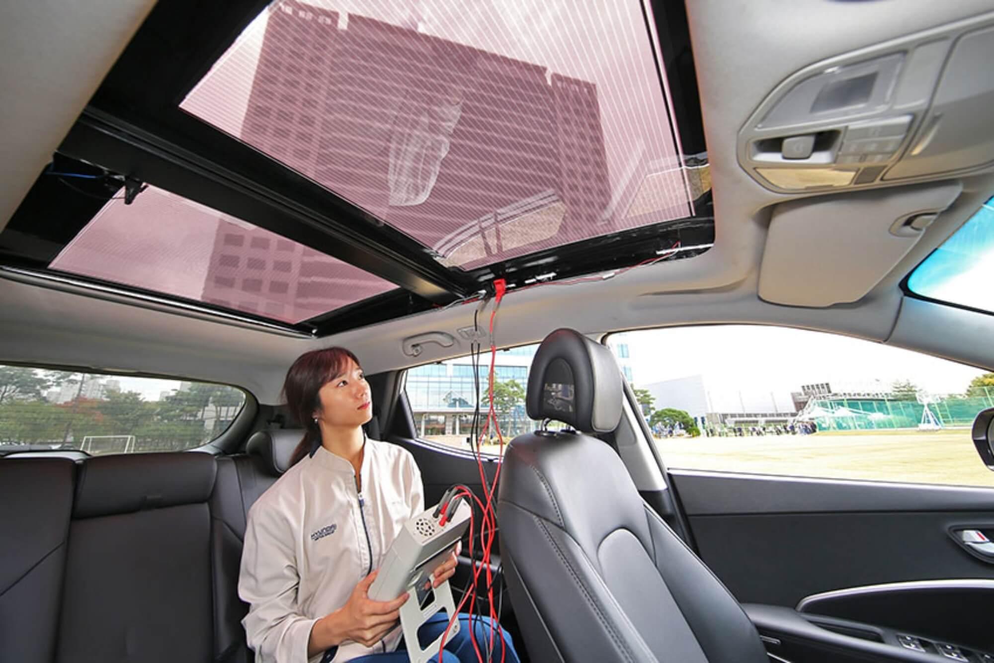Hyundai og Kia vil samle strøm fra solen