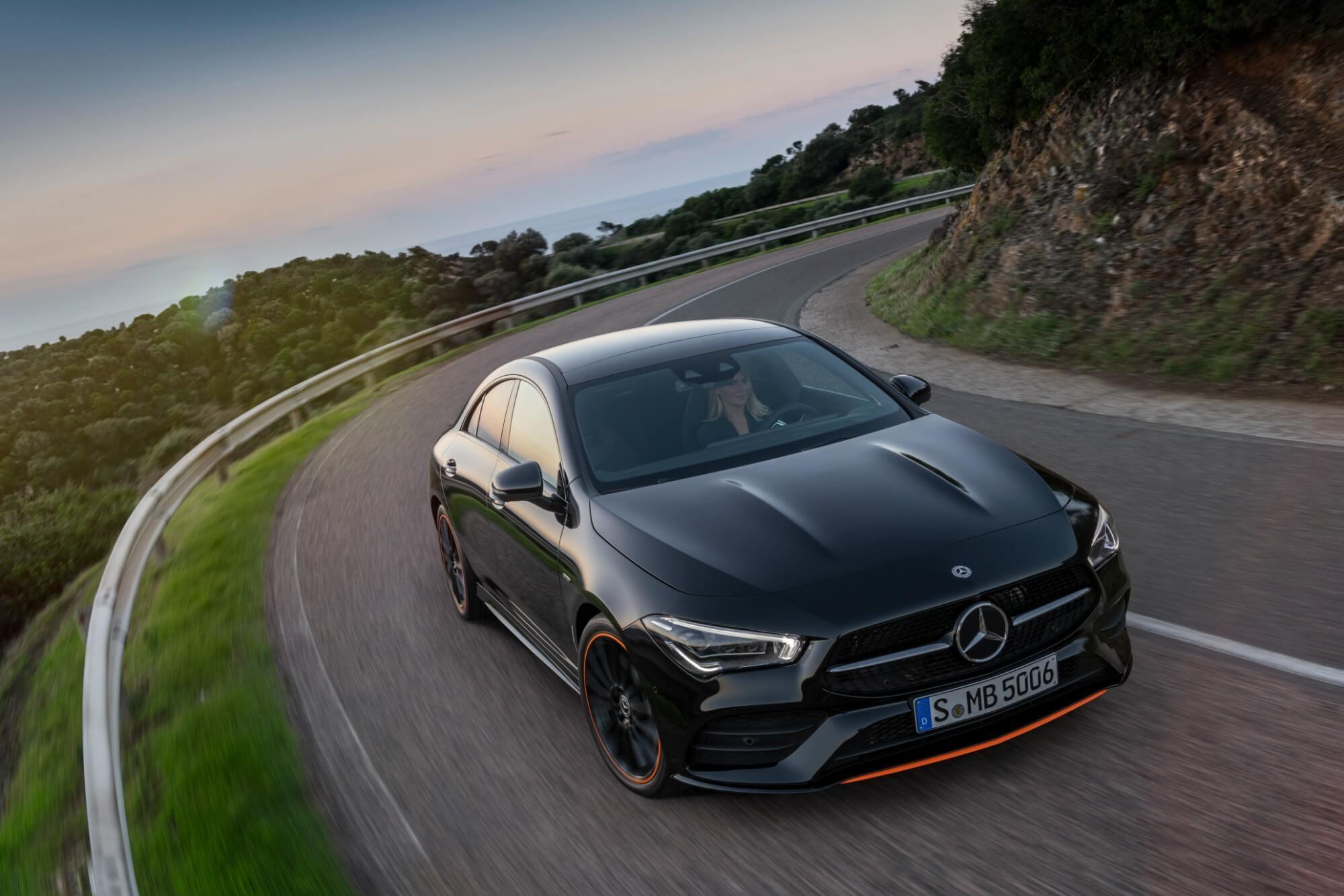 Kompakt coupé fra Mercedes får nyt liv