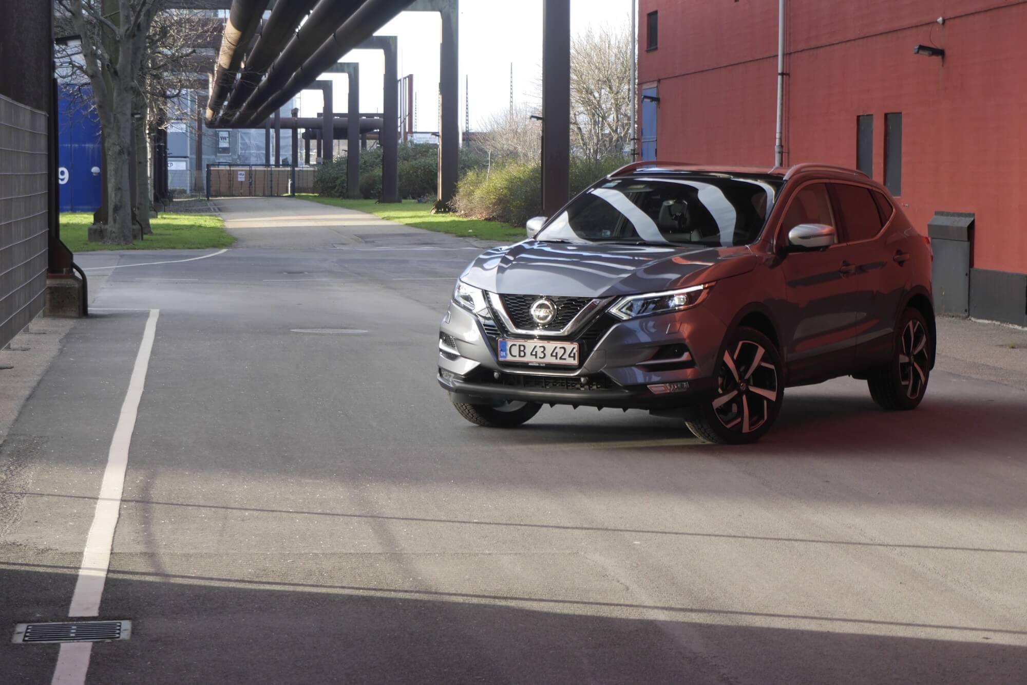 Test: Nissan Qashqai, danskerdarlingen