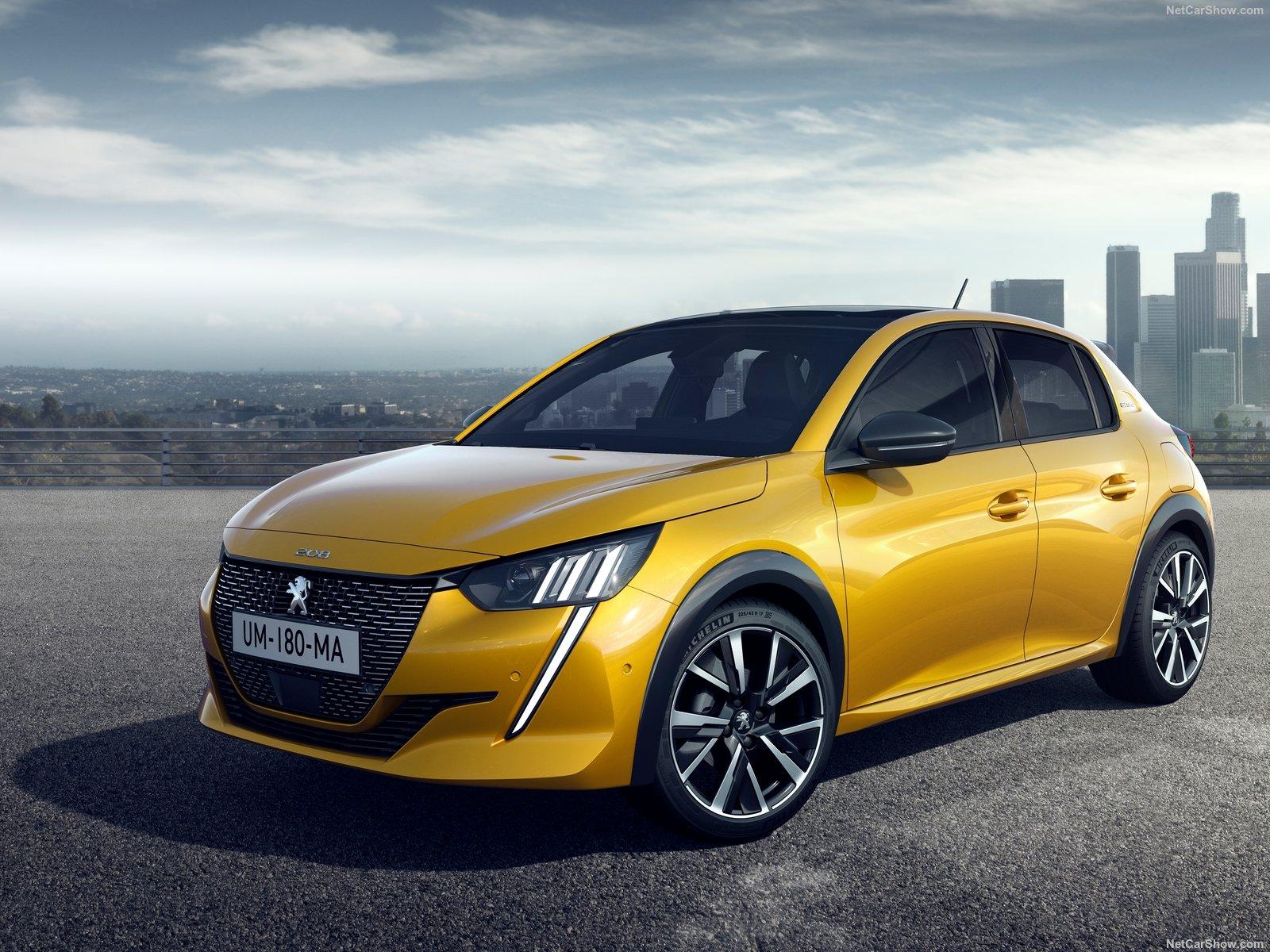 Endelig: Peugeot klar med ny 208 – og e-208