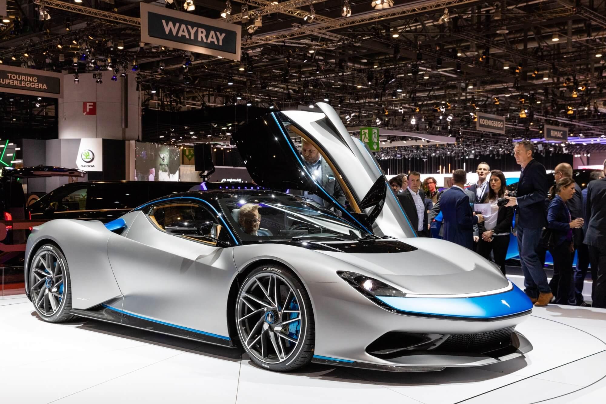 Her er elbilen, der er hurtigere end en Formel 1-racer