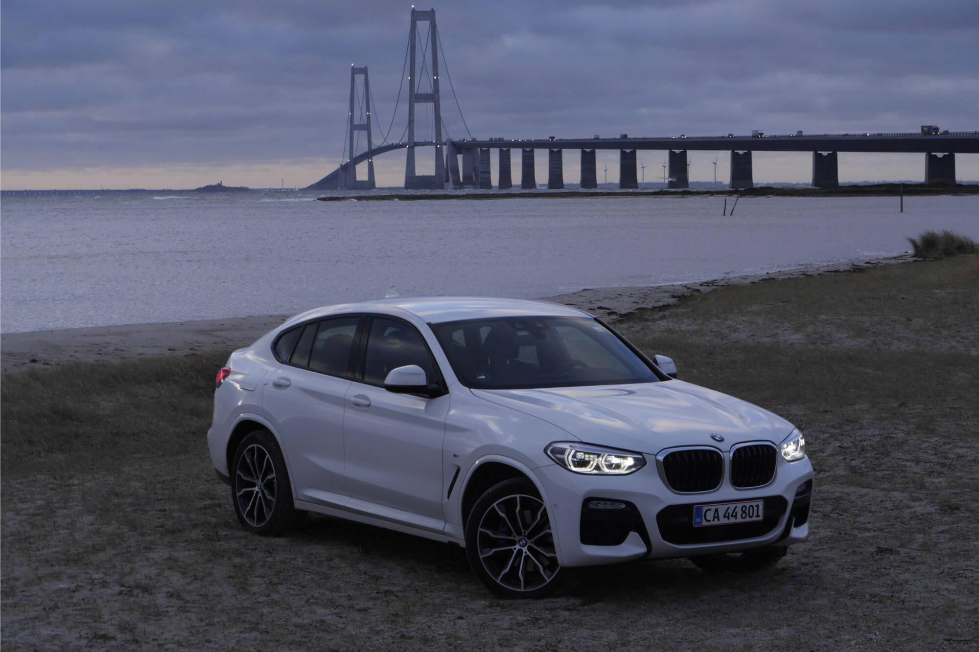 Test: BMW X4 er lige så charmerende som et provinsrådhus