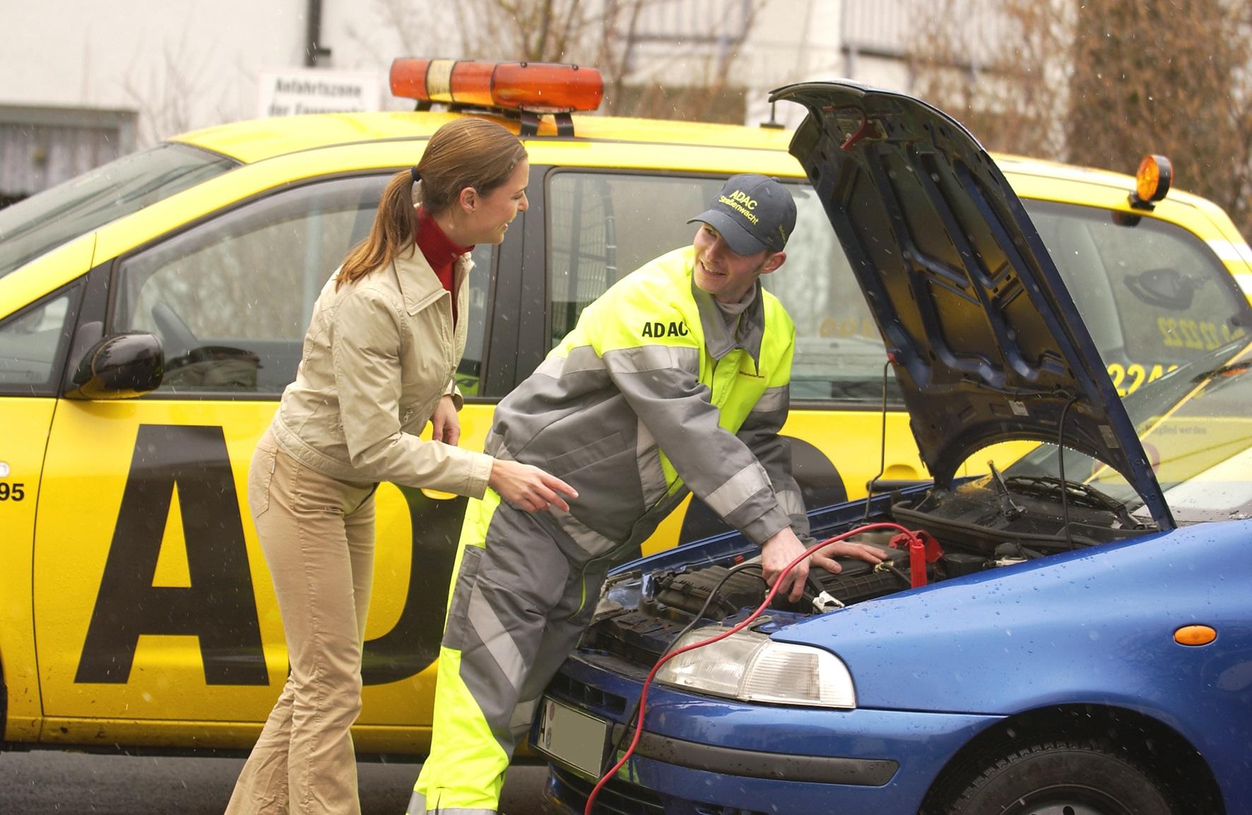 Tysk vejtjeneste: Her de danske skader på bilferien