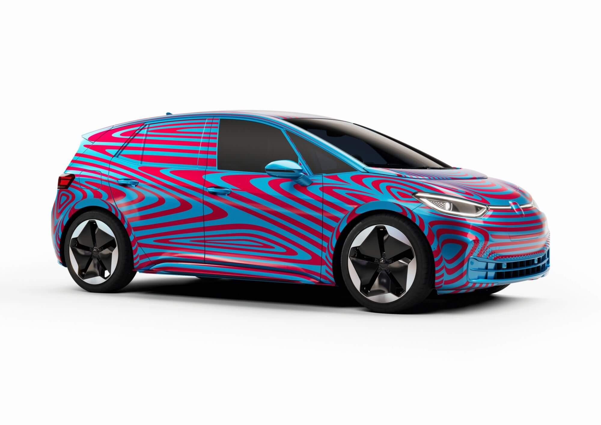 VW er klar til bestillinger på den kommende elbil