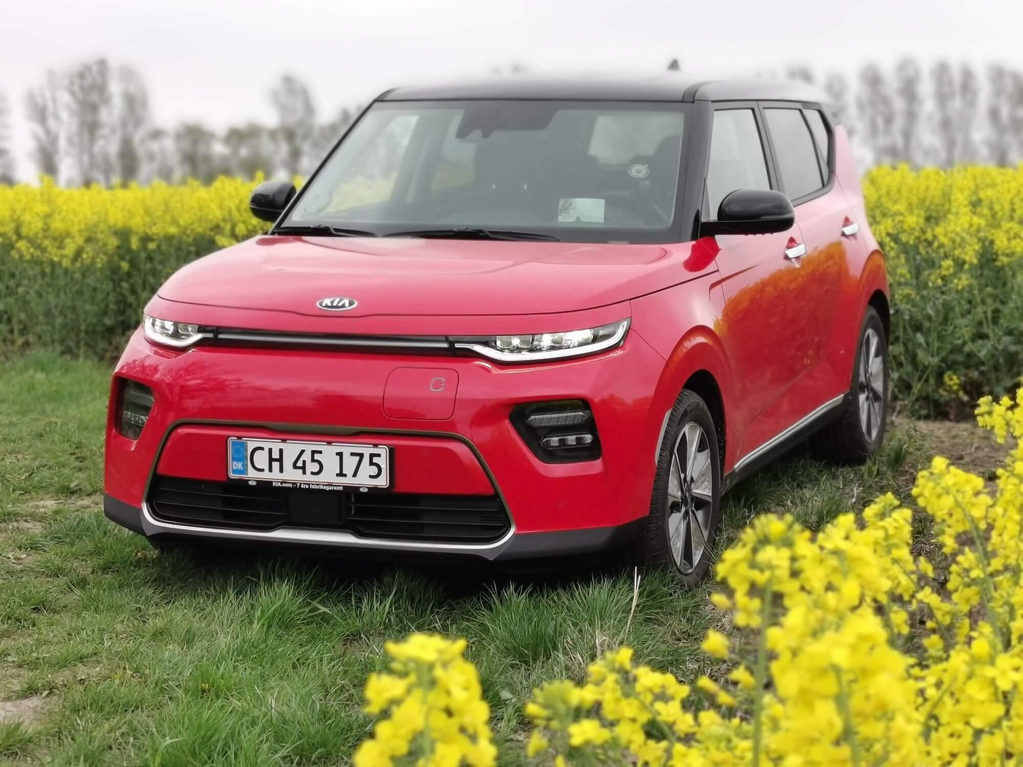 TEST: Kias ny elbil deler vandene, men er et godt køb