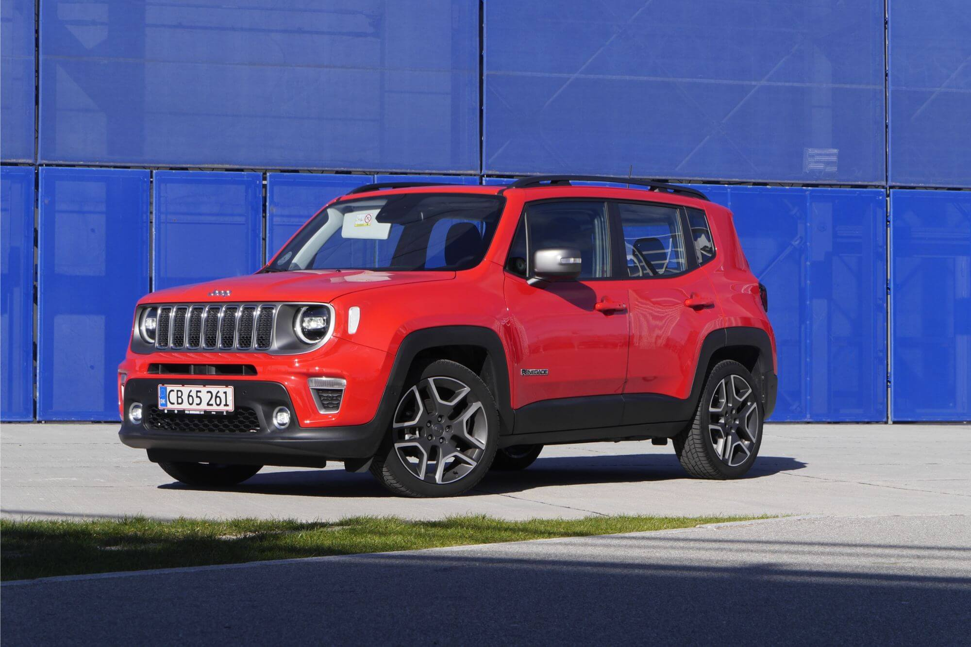 Test: Jeep Renegade – jowww, deeeet…