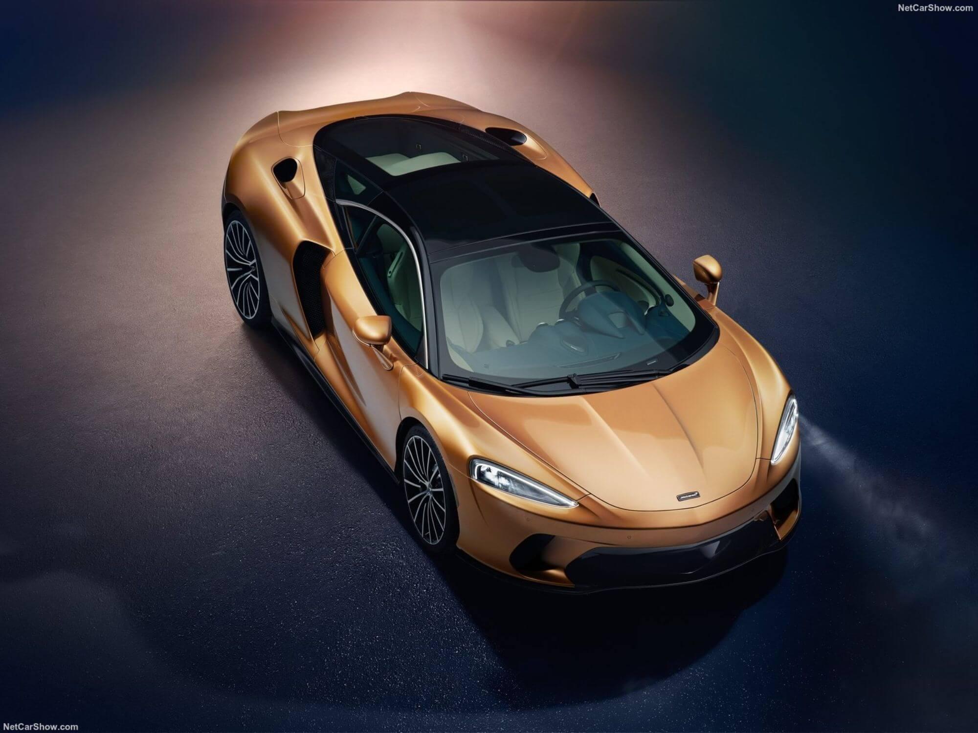 McLaren: Nu som behagelig langtursbil