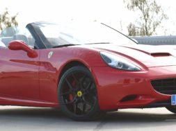 Rød_Ferrari_California_1